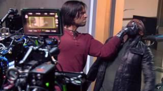 Captain America & Winter Soldier's First Fight Scene – Marvel's Captain America: Civil War