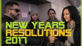 NEW YEARS RESOLUTIONS 2017 - FUNNY*