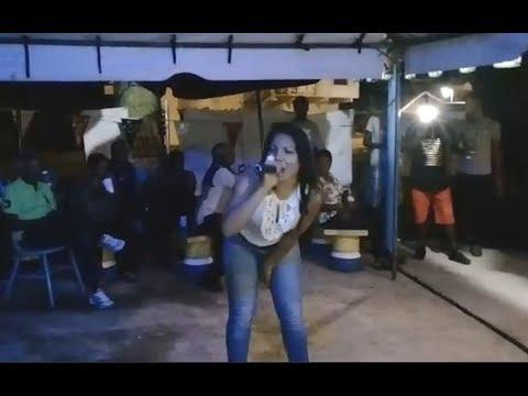 Xxx Mp4 Melanie AKA Honeybee Performs Live At Champions Bar In Sangre Grande Trinidad 2017 Full Version 3gp Sex