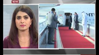 PM Narendra Modi reaches Doha, Qatar
