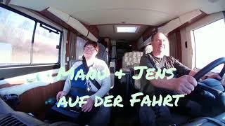 Kanaltrailer Jens&Manu