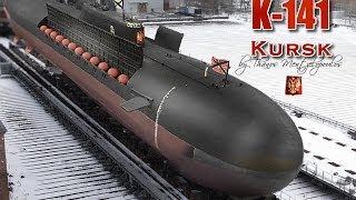 La tragedia del K-141 Kursk.
