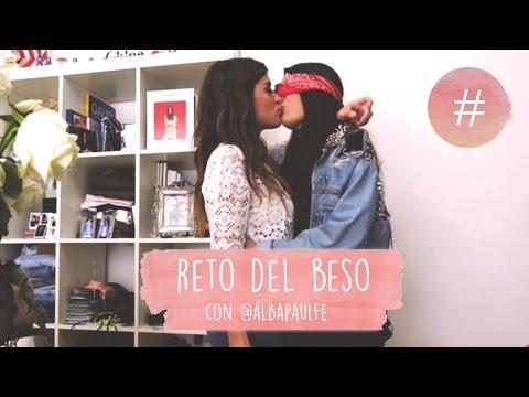 KISS CHALLENGE con MI NOVIA DULCEIDA
