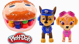 Mejores Videos Para Niños Aprendiendo Colores - Paw Patrol Dr. Drill n Fill Learning Colors Play Doh
