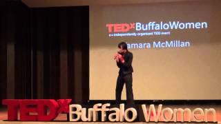 A Rock and A Hard Place: Tamara McMillian at TEDxBuffaloWomen