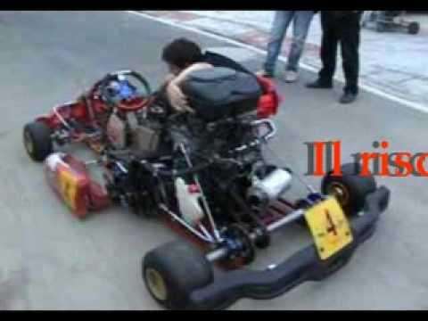 kart motore suzuki gsx r 750