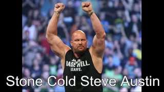 My Top 10 Favorite WWE Superstars