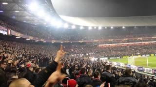 Paul Elstak/Feyenoord - AS Roma