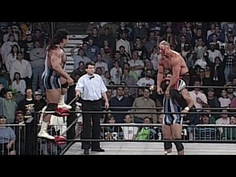 WWE Network: The Road Warriors defeat The Steiners – WCW Monday Nitro, Mar. 11, 1996