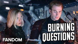 Burning Questions After Avengers: Endgame