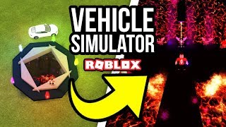 HOW TO ENTER HELL - Roblox Vehicle Simulator #28