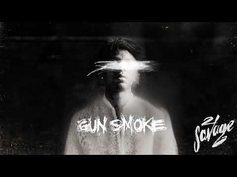 21 Savage Gun Smoke Official Audio