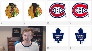 THE HARDEST NHL LOGO QUIZ EVER!