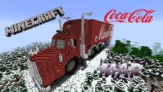 Minecraft Awesome Coca Cola Map (Free Download)