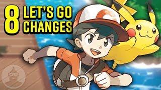 8 Pokemon Let