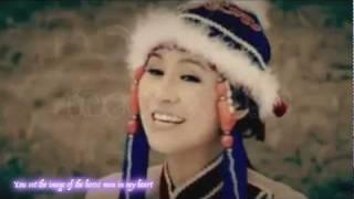 Wulan Tuoya / 套马 - Lasso Pole (Horses Shot) / 乌兰托娅—套马 - [Eng Sub]
