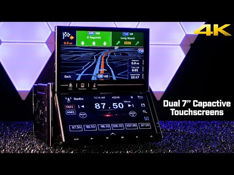 Xxx Mp4 Soundstream VRNDD7HB Dual 7quot Capacitive Touchscreen Double DIN Stereo 3gp Sex