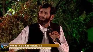 Almas Shah Performance 2016 | Jwand Khkulay De | AVT Khyber 12th Anniversary Song