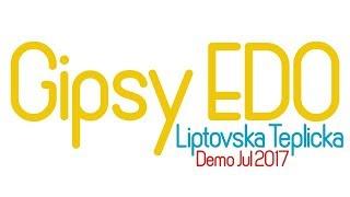 Gipsy Edo Jul 2017 - PALO SVETOS