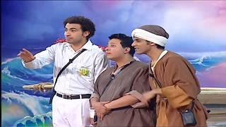 لما تبقى تايه وتسأل حد في الشارع  ...#تياترو_مصر