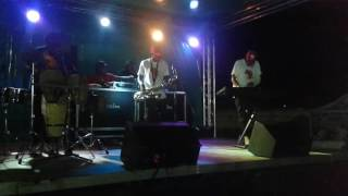 Afrikan Roots Performing Say Yes Live On The