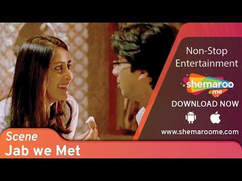 Xxx Mp4 Best Kareena Kapoor Scene From Jab We Met 2007 Shahid Kapoor Best Romantic Movie 3gp Sex