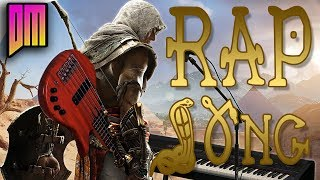 Assassin's Creed Origins RAP SONG | Blade in the Backbone | DEFMATCH