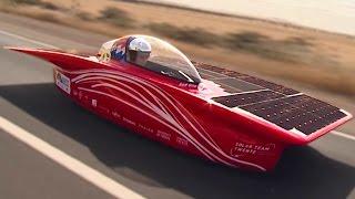 World Solar Challenge - Formula E