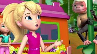 Polly Pocket full episodes | Balloon Reunion 🌈Movie Compilation | Kids Movies | Girls Movie