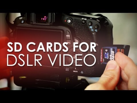 Xxx Mp4 SD Cards For DSLR Video Prevent Your Card From Auto Stopping 3gp Sex