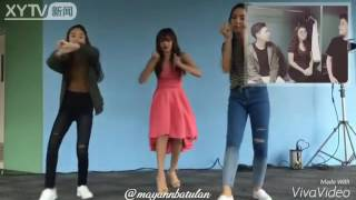 Closer By: Kyle, Arren and Edray with their back up Dancers Ac, Andrea and Kyline