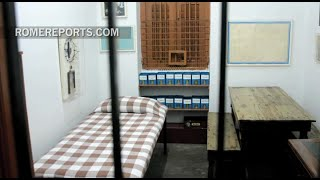 The room where Mother Teresa died
