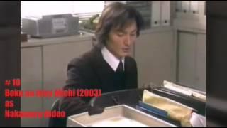 10 Kusanagi Tsuyoshi Dramas