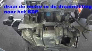 instructiefilm Bosch VE pomp