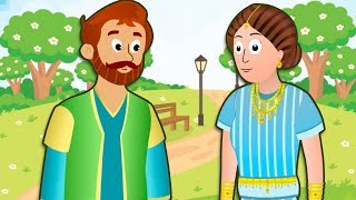 The Bible Story - Stories of Jesus | Kids Shows and Bed Time Stories for Children