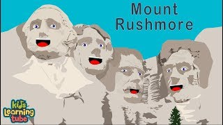 Mount Rushmore Song for Kids/Mount Rushmore