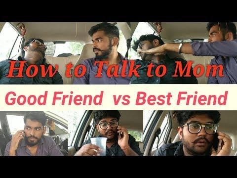 Xxx Mp4 HOW GOOD FRIEND VS BEST FRIEND TALK TO MOM 3gp Sex