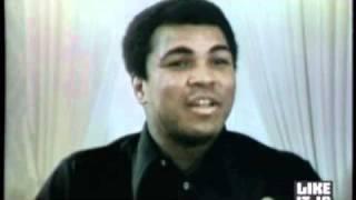 Muhammad Ali on the Vietnam War-Draft