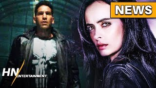 Netflix Officially CANCELS The Punisher & Jessica Jones