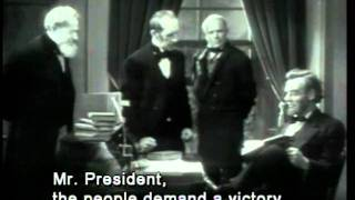 ABRAHAM LINCOLN (1930) - Full Movie - Captioned