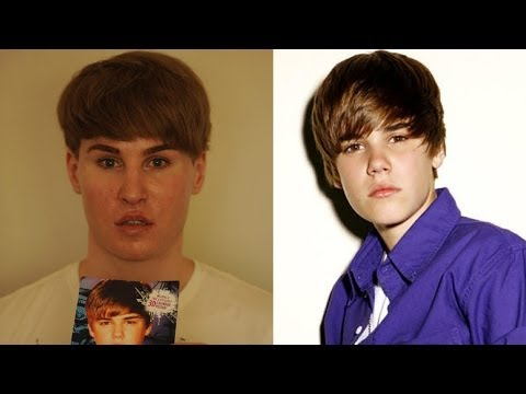 Guys Spends 100 000 To Look Like Justin Bieber Plastic Surgery