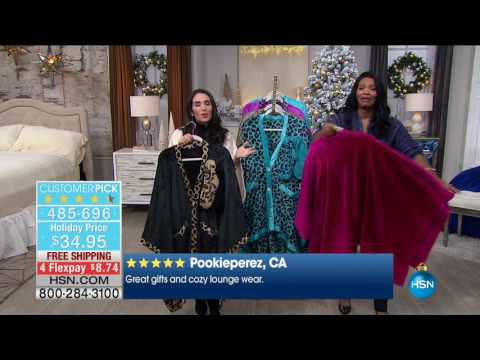 HSN | Soft & Cozy Gifts 11.23.2016 - 02 AM