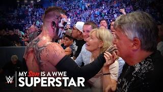 Finn Bálor: My Son is a WWE Superstar - Finn
