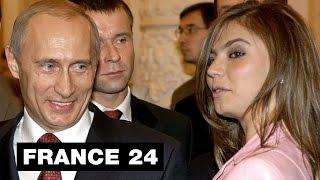 Vladimir Poutine a retrouvé l'amour ! - RUSSIE