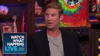Austen Kroll's Love Triangle With Chelsea And Victoria | Southern Charm | WWHL