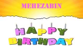 Mehezabin   Wishes & Mensajes - Happy Birthday