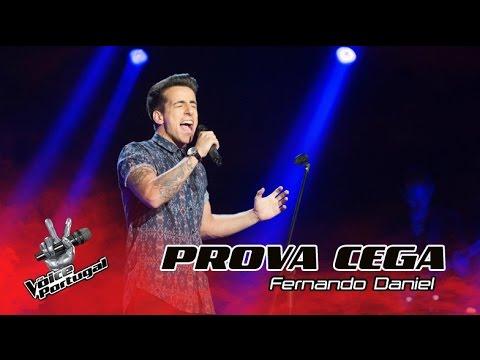 "Fernando Daniel - ""When We Were Young"" | Provas Cegas | The Voice Portugal"