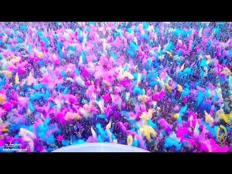 Dirty Dasmo - Save The Night Holi Festival Of Colours Anthem 2014