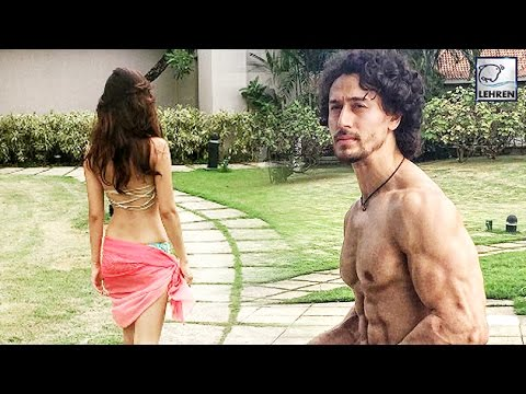 Xxx Mp4 Tiger Shroff Disha Patani S Romantic Pictures Out LehrenTV 3gp Sex