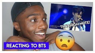 BTS - Let Me Know (LIVE) REACTION   Jayden Reacts